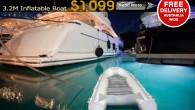 RRP $2199 $2099     Length 3.2M Boat Floor Aluminium Internal Material Heavy Duty Marine PVC Transom Heavy Duty Marine Keel Inflatable V Keel Seams 4 Layer Reinforced...