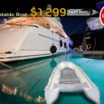RRP $2499 $1299                                                             Length 3.6M Boat Floor Aluminium Internal Floor Material Marine PVC 1100 Denier Transom Heavy Duty Marine Keel Inflatable Keel Seams 4...